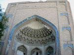 Gozien madrassah, Bukhara