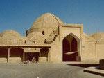 Trading domes, Bukhara