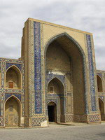 Ulugbek Madrassah, Bukhara