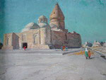 Museums of Bukhara, Uzbekistan