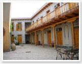 Гостиница Ляби Хауз, Бухара