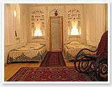 Гостиница Минзифа, Бухара