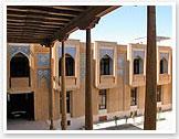Omar Hayam Hotel, Bukhara